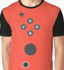Switch Joy-Con R Graphic T-Shirt
