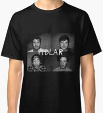 FIDLAR band members black and white Classic T-Shirt