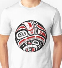 Northwest Tribal Art Unisex T-Shirt