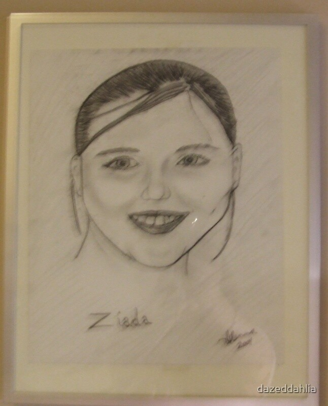 Ziada by dazeddahlia