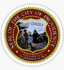 City of Providence Sticker