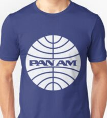 Pan American Airlines Unisex T-Shirt
