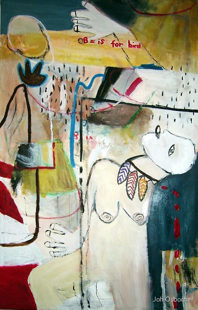 Catching Rain by Joh Osborne