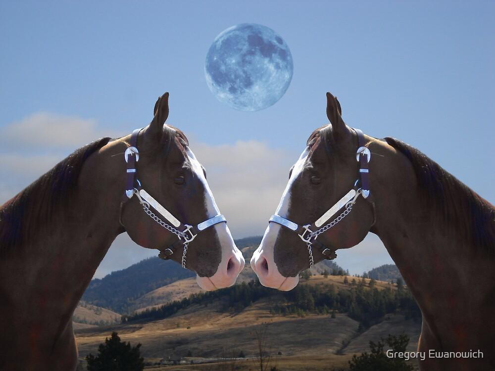 Moon Dancer by Gregory Ewanowich