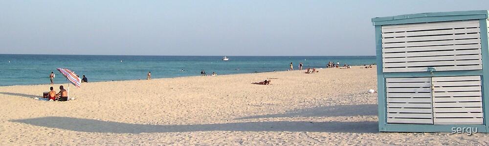 beach 1 by sergu