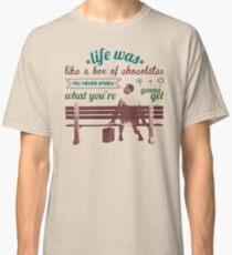 Forrest Gump Classic T-Shirt