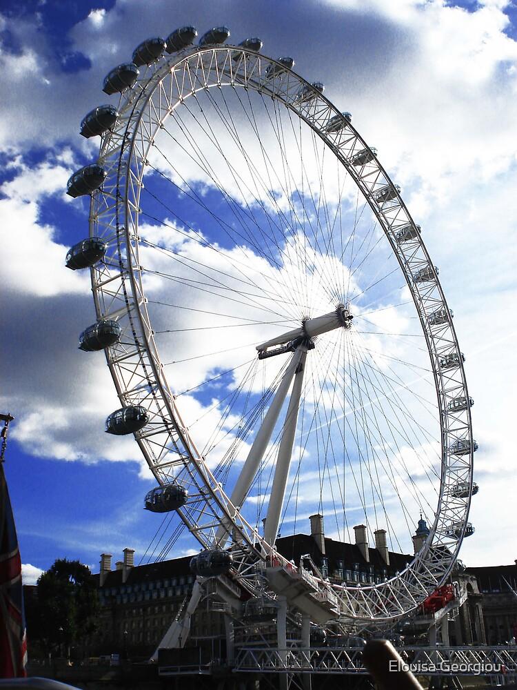 London eye by Elouisa Georgiou
