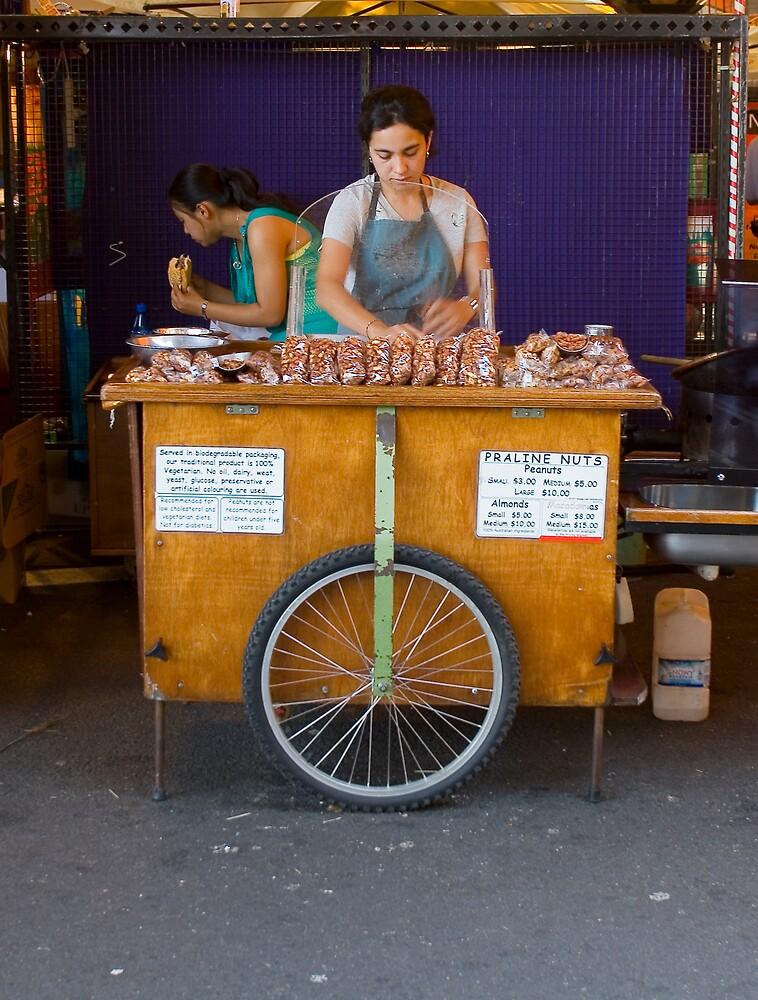 Praline nuts by Jason Radich