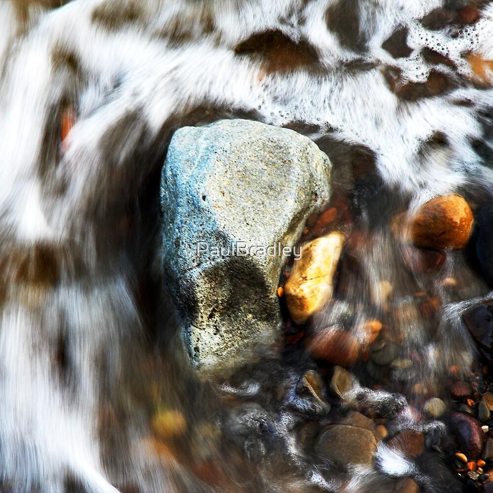 Water & Rocks by PaulBradley