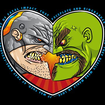 Mutant Vs Cyborg: A Love Story by simonsherry