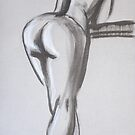 Posture 5 - Female Nude by CarmenT