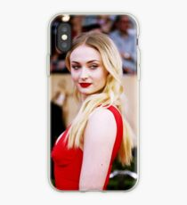 sophie turner iPhone Case