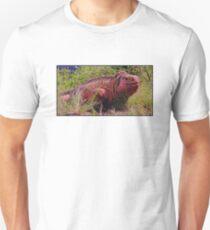 Pink iguana T-Shirt