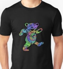 The Deep-Trip Dancer Bear Unisex T-Shirt