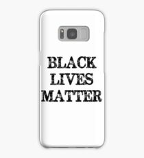 Black Lives Matter Samsung Galaxy Case/Skin