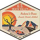 Death Valley Nationalpark von moosewop