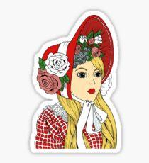Molly Sticker