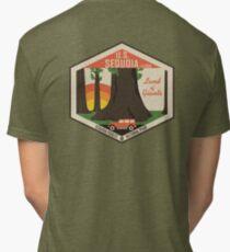 Sequoia National Park Tri-blend T-Shirt