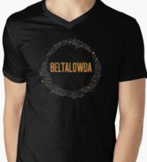 The Expanse - Beltalowda Belt Graphic Men's V-Neck T-Shirt