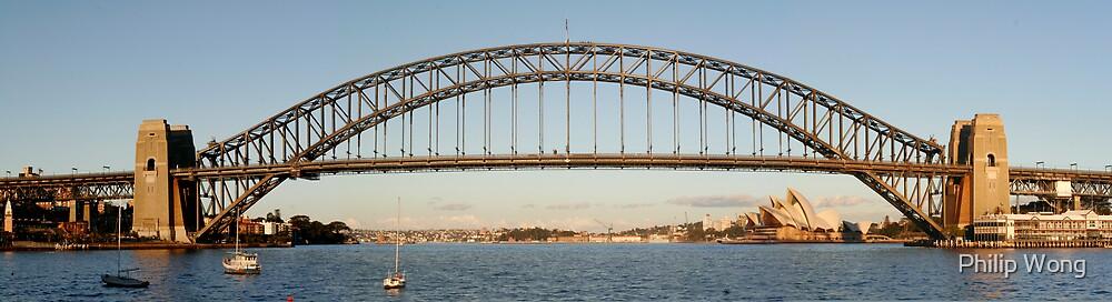 Sydney Harbour Bridge by Philip Wong