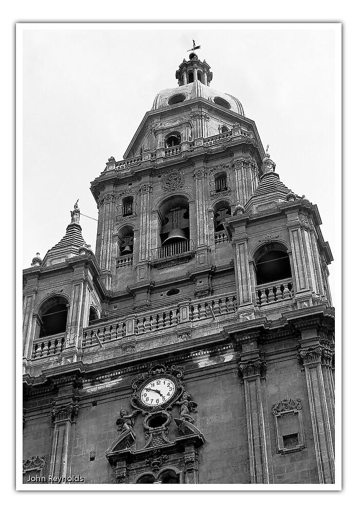 Murcia Cathedral by Johninmula