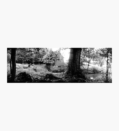 Etter Springhouse Warren County Tennessee Photographic Print