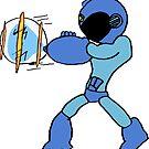 Robot 2 by Roberto A Camacho