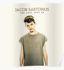 Last Text - Jacob Sartorius Poster