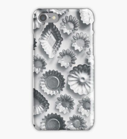 Vintage Tart Molds iPhone Case/Skin
