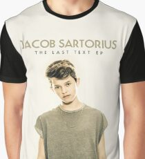 Last Text - Jacob Sartorius Graphic T-Shirt