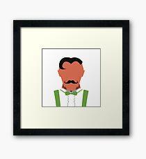 Dudley Vector Framed Print