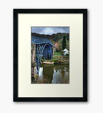 Ironbridge, England Framed Print