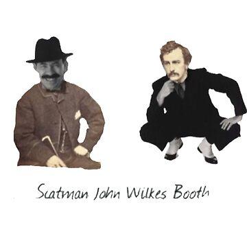 Scatman John Wilkes Booth by Kangshu