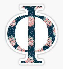 Phi - cute Sticker