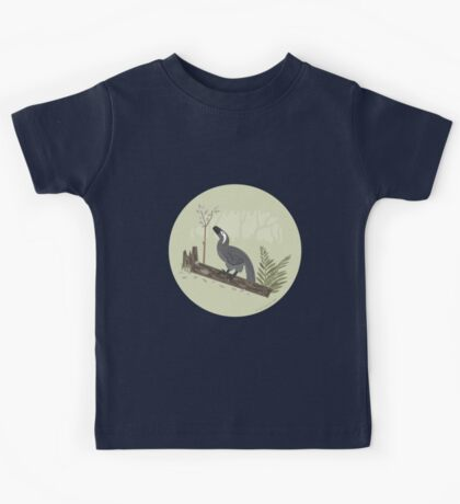 Utahraptor in the Forest Kids Clothes