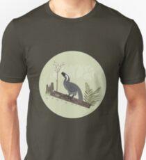 Utahraptor in the Forest Unisex T-Shirt