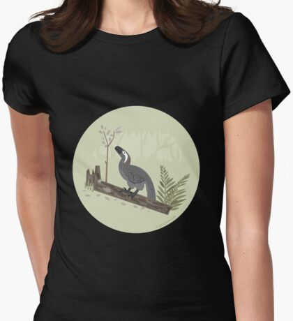 Utahraptor in the Forest T-Shirt