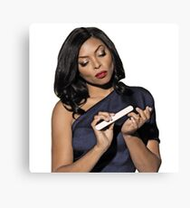 Taraji P. Henson - SNL Bumper Photo Canvas Print
