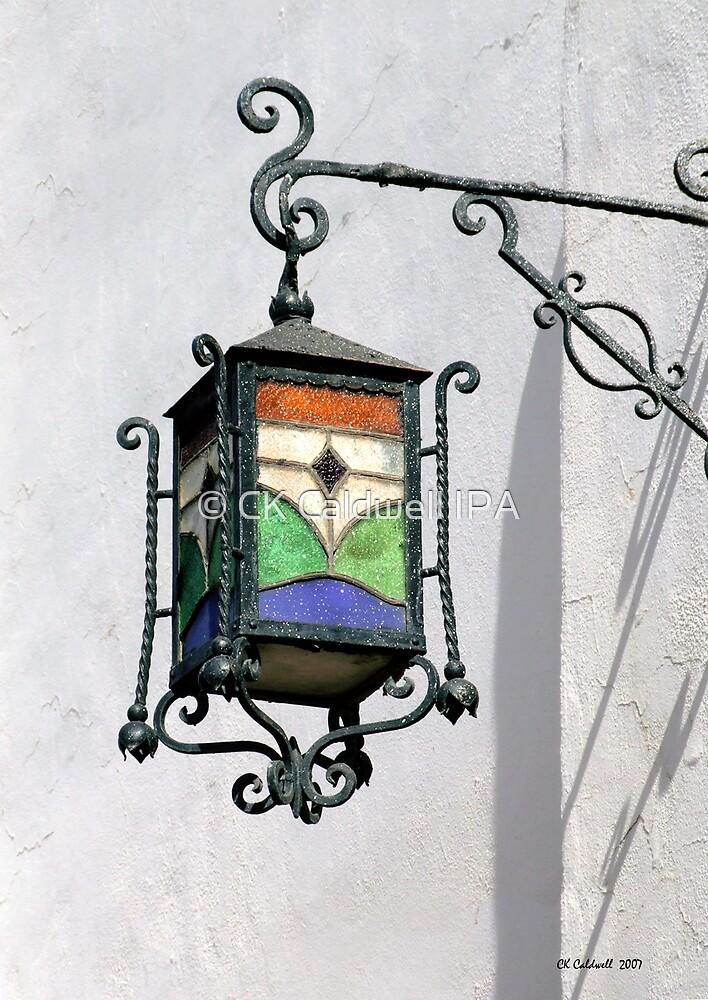 Hanging Lantern by © CK Caldwell IPA