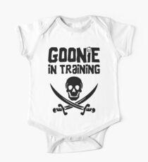 Goonie im Training Baby Body Kurzarm