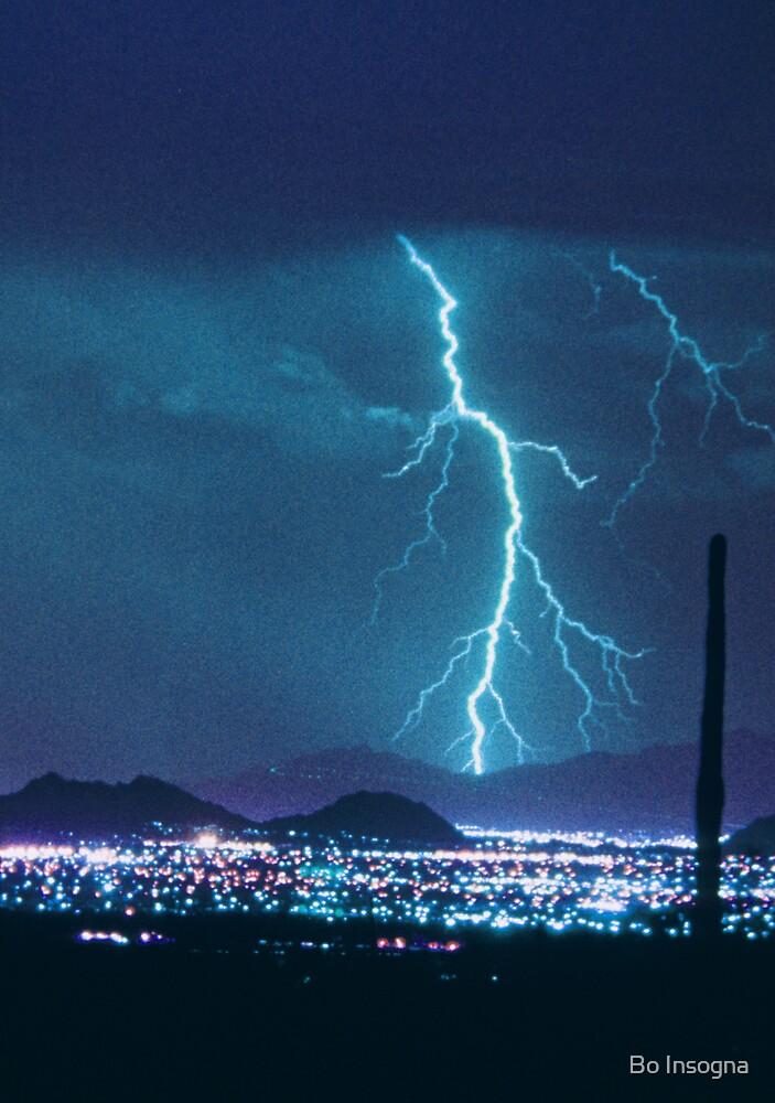 Lightning Bo Trek by Bo Insogna