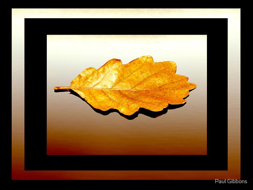 Burnt Oak by Paul Gibbons