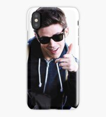 Grant Gustin iPhone Case/Skin