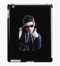 Grant Gustin iPad Case/Skin