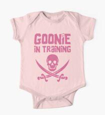 Goonie im Training - Die Goonies Baby Body Kurzarm
