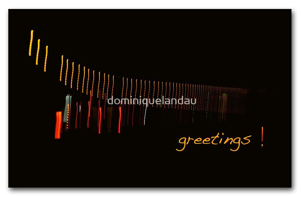 greetings 2008 by dominiquelandau