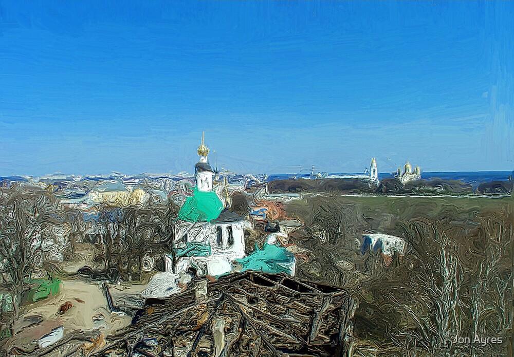 Bogoliubovo3  Along the Watch Tower by Jon Ayres