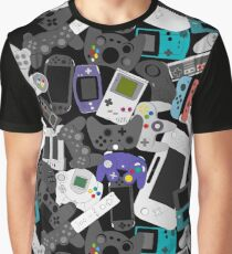 GAMER CONTROLLER Graphic T-Shirt