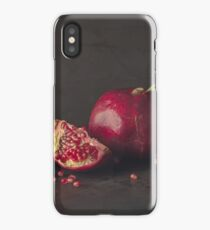 Pomegranate iPhone Case
