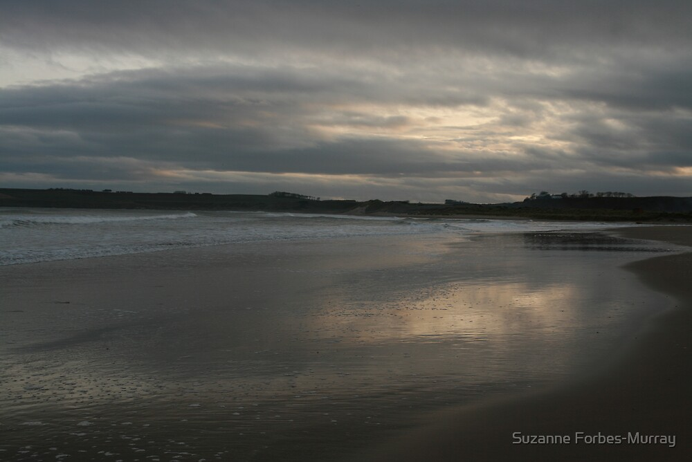 Reflection on the Sand by Suzanne Forbes-Murray